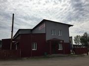 Производственная база (цех по производству пенополистирольных плит)