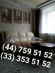 Аренда 1,  2,  3,  4-Х комнатных квартир