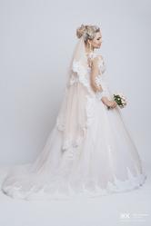 Шикарное свадебное платье Geneva(новая коллекция)