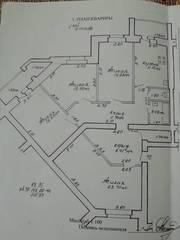 Продам 4-хкомнатную квартиру