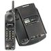 Радиотелефон Panasonic KX-TC1500B с цифровым автоответчиком,  б/у
